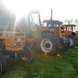 Tractoren en Machines