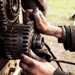 Motoren en onderdelen