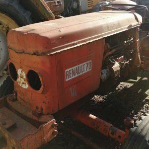 Motorkap R70/ R80